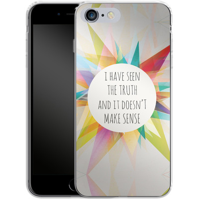 Apple iPhone 6s Plus Silikon Handyhuelle - Truth von Mareike Bohmer