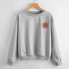 Sun Graphic Sweatshirt