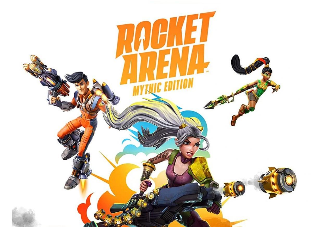 Rocket Arena Mythic Edition EN/FR/ES/PT/JP/CN Languages Only Origin CD Key