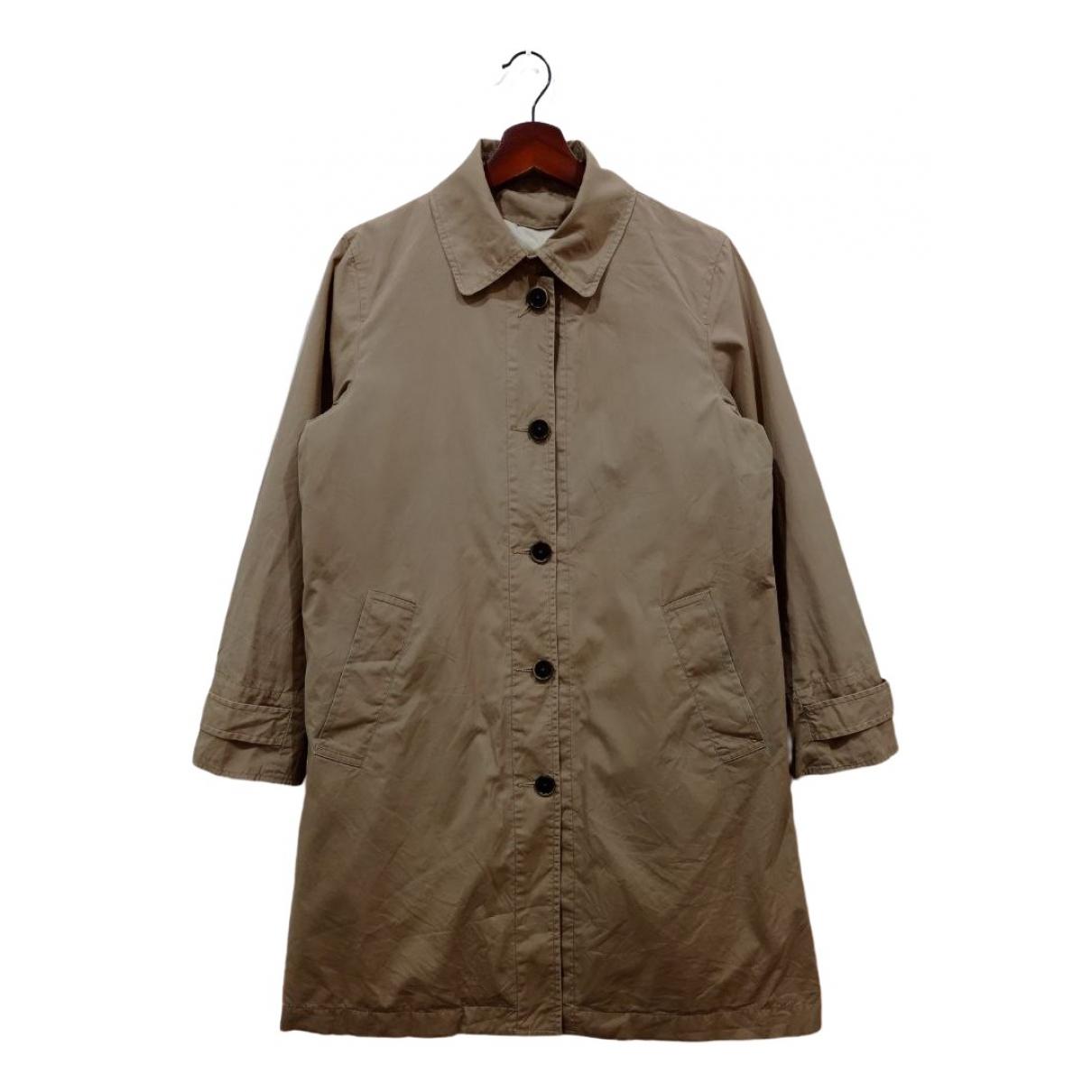 Margaret Howell \N Brown Cotton coat for Women L International