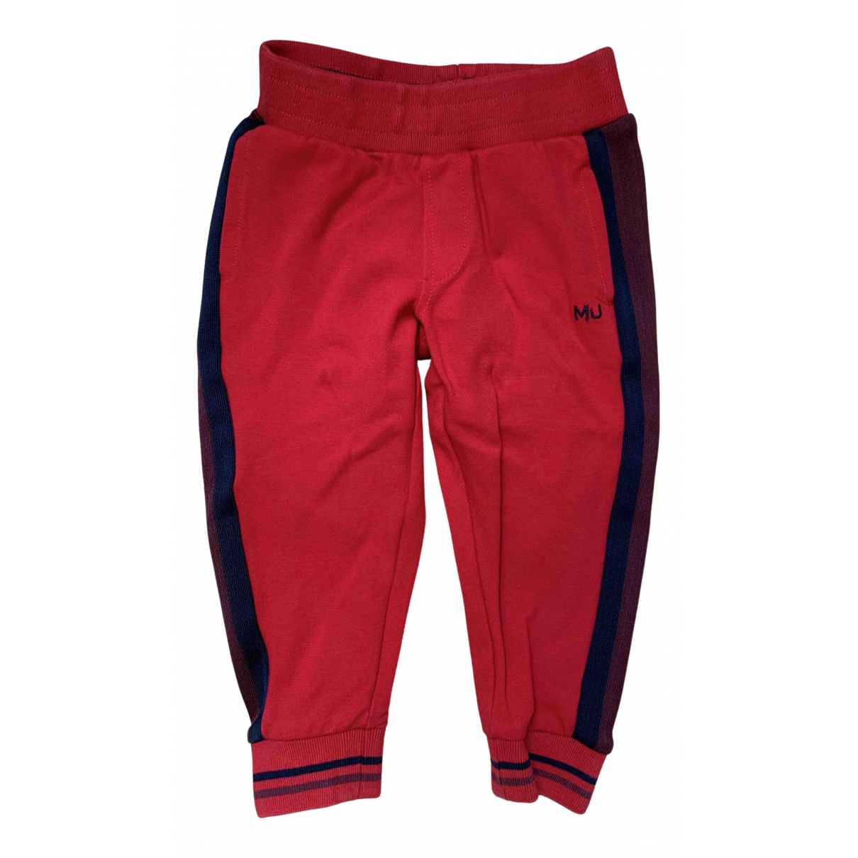 Little Marc Jacobs N Red Trousers for Kids 3 years - up to 98cm FR