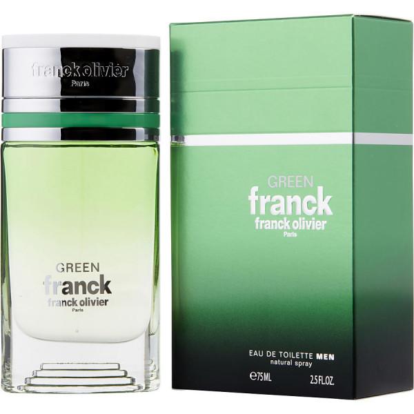 Green Franck - Franck Olivier Eau de toilette en espray 75 ml