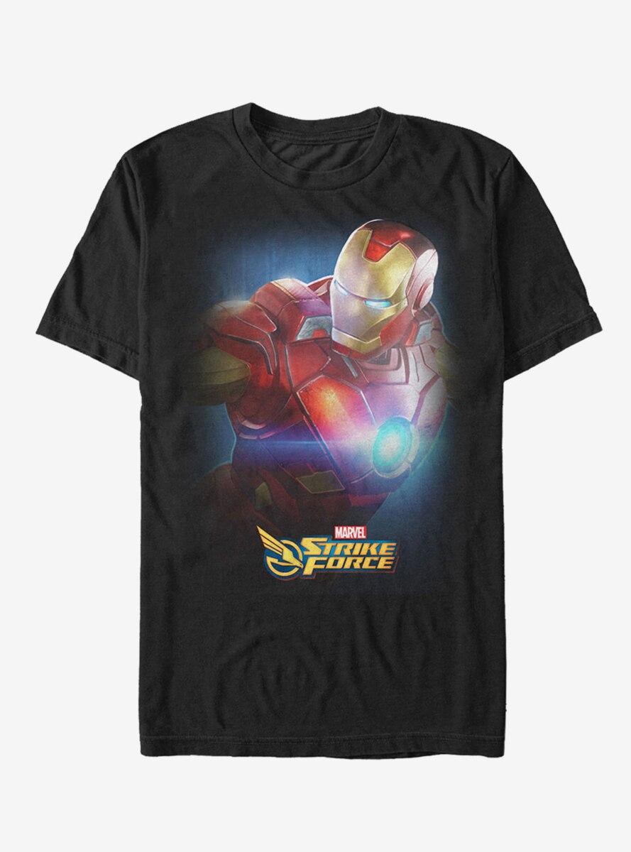 Marvel Strike Force Iron Man T-Shirt