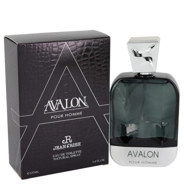 Avalon Pour Homme - Jean Rish Eau de Toilette Spray 100 ml