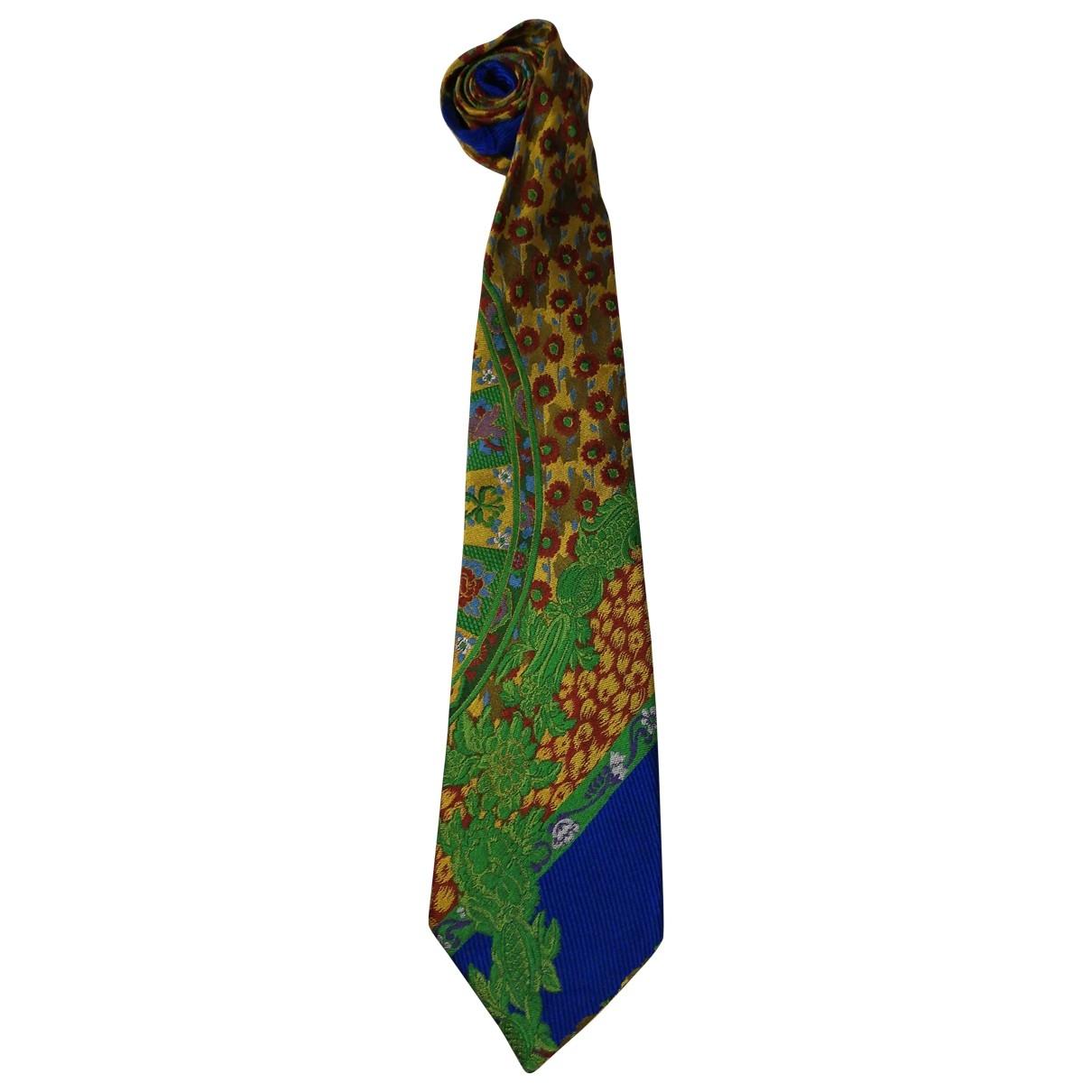 Gianni Versace \N Multicolour Silk Ties for Men \N