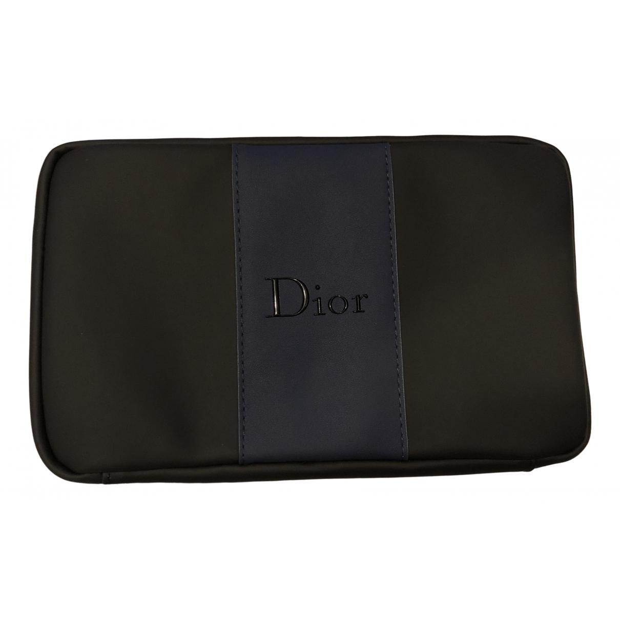 Dior - Petite maroquinerie   pour homme - noir