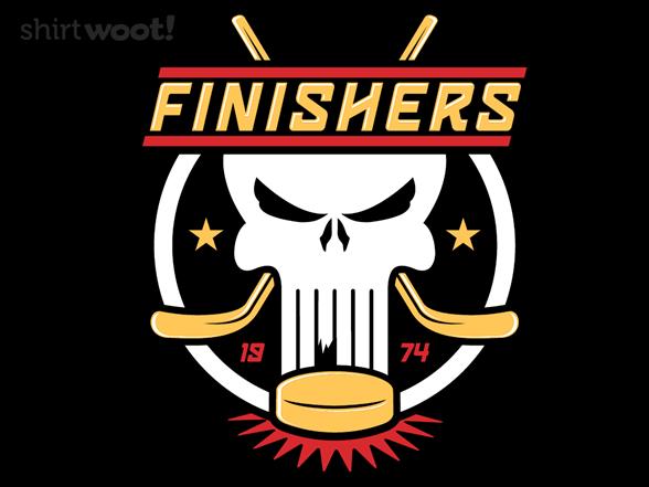 Finishers T Shirt