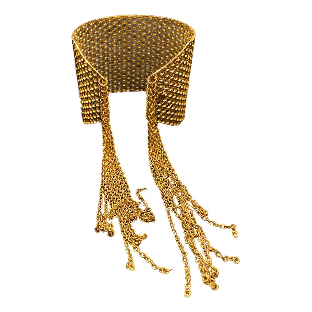 Imai - Bracelet   pour femme en plaque or - dore