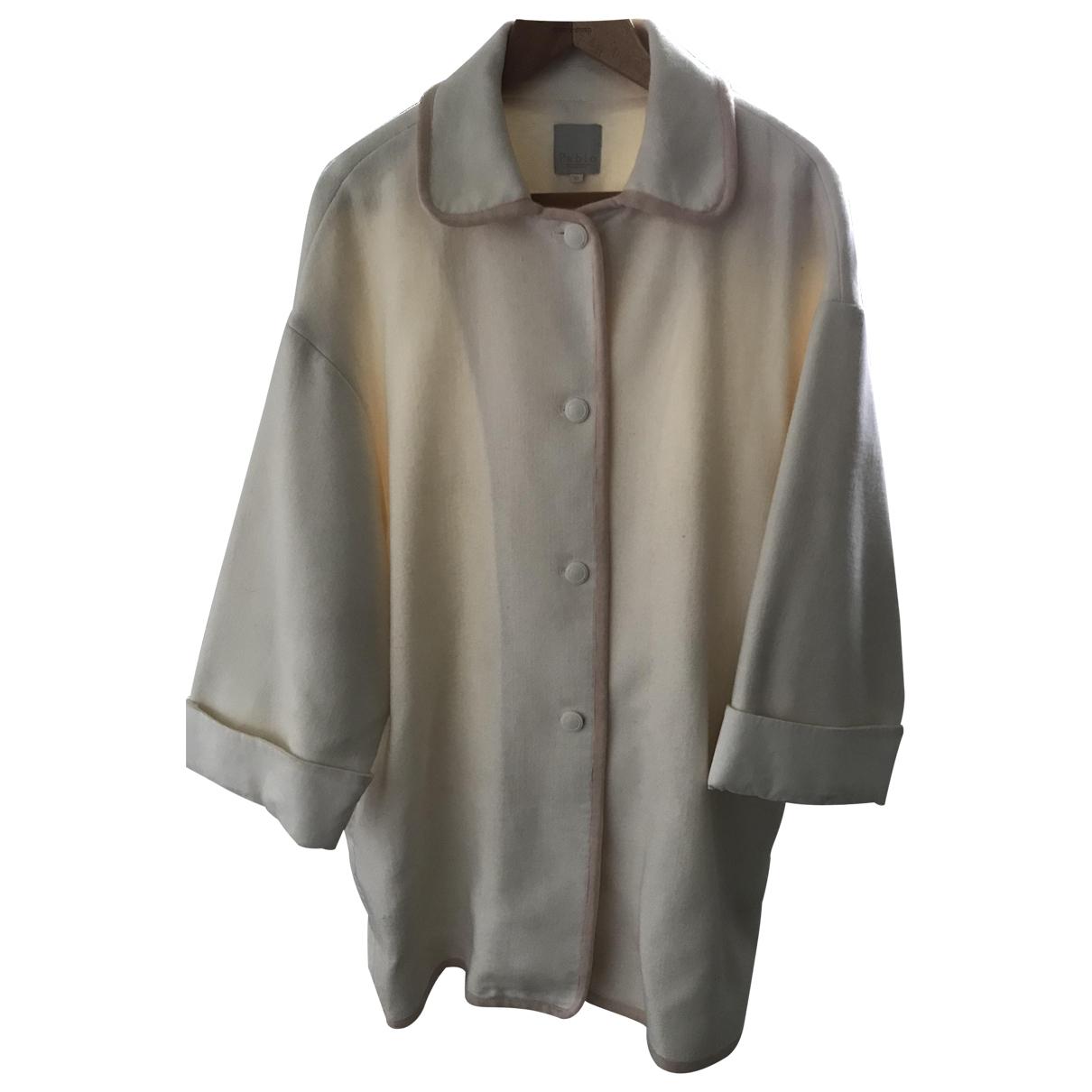 Gerard Darel - Manteau   pour femme en coton - beige