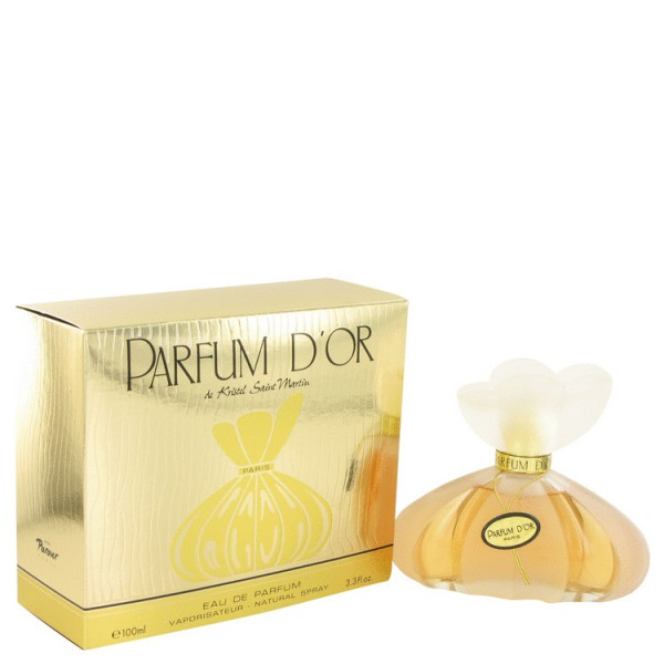 Kristel Saint Martin - Parfum d'Or : Eau de Parfum Spray 3.4 Oz / 100 ml