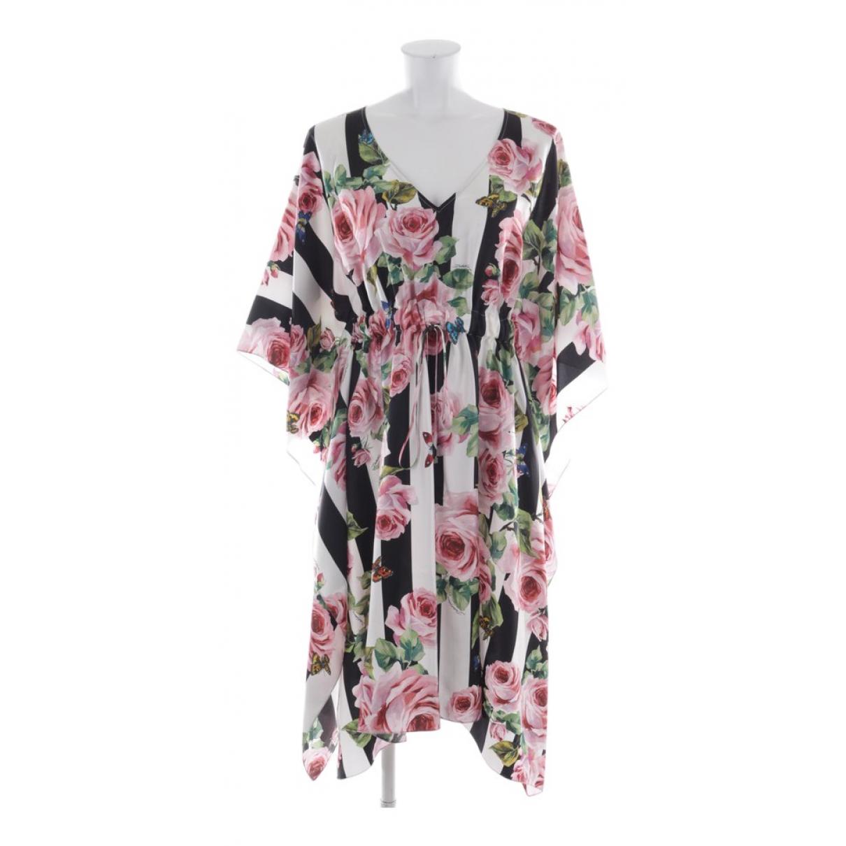 Vestido de Seda Dolce & Gabbana