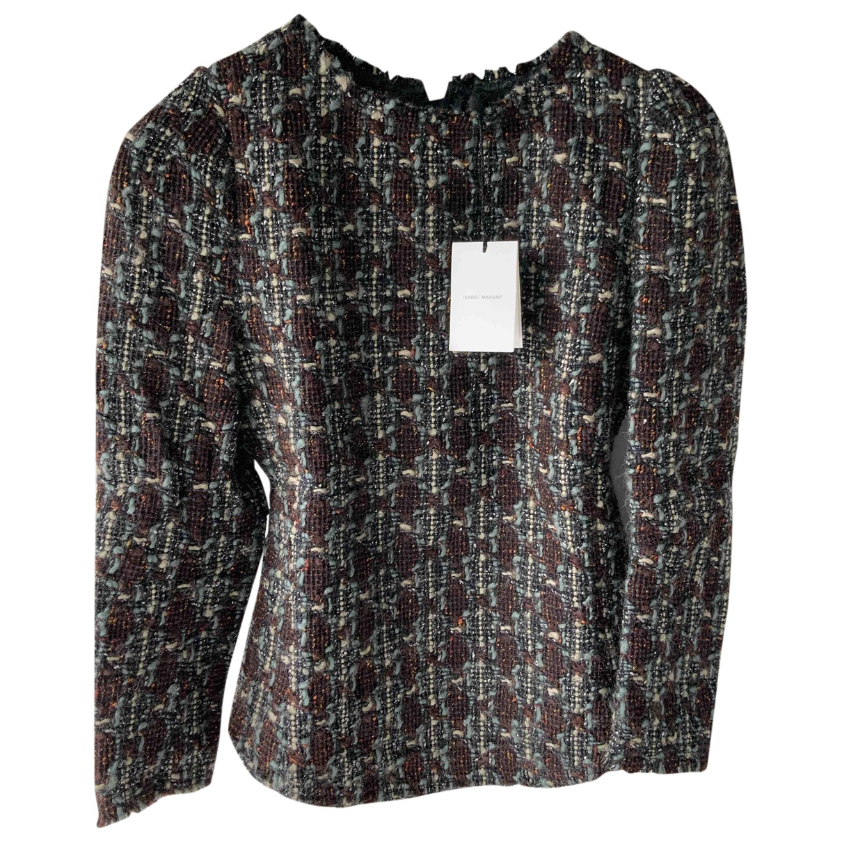 Isabel Marant N Multicolour Wool  top for Women 32 FR
