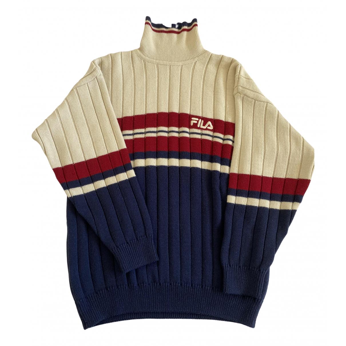 Fila \N Pullover.Westen.Sweatshirts  in Wolle