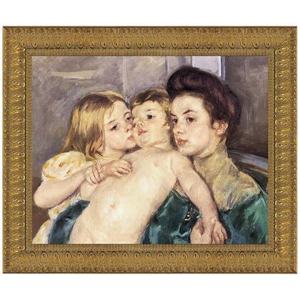 DA1744 46X38 Mother Sara And The Baby