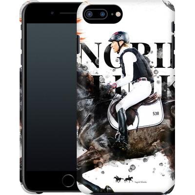Apple iPhone 8 Plus Smartphone Huelle - Watercolour Klimke von Ingrid Klimke