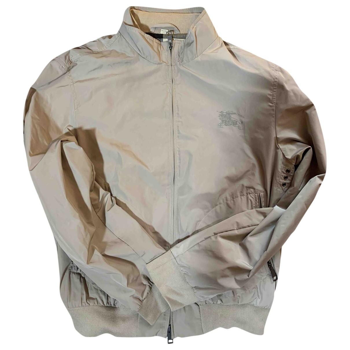 Burberry \N Beige jacket  for Men L International