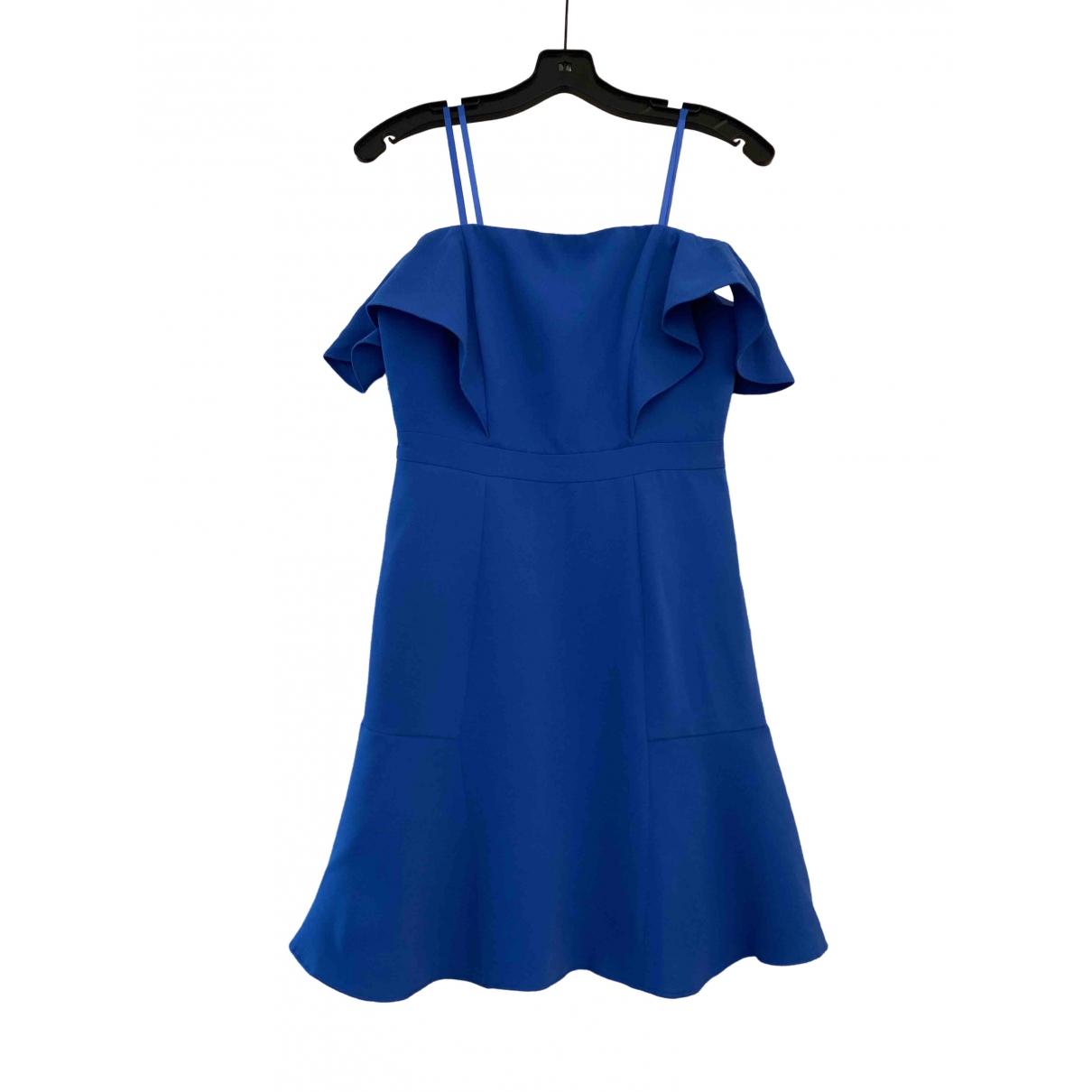 Bcbg Max Azria \N Blue dress for Women 2 US