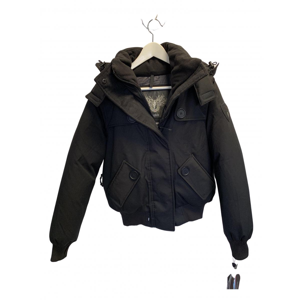 Nobis - Manteau   pour femme - noir