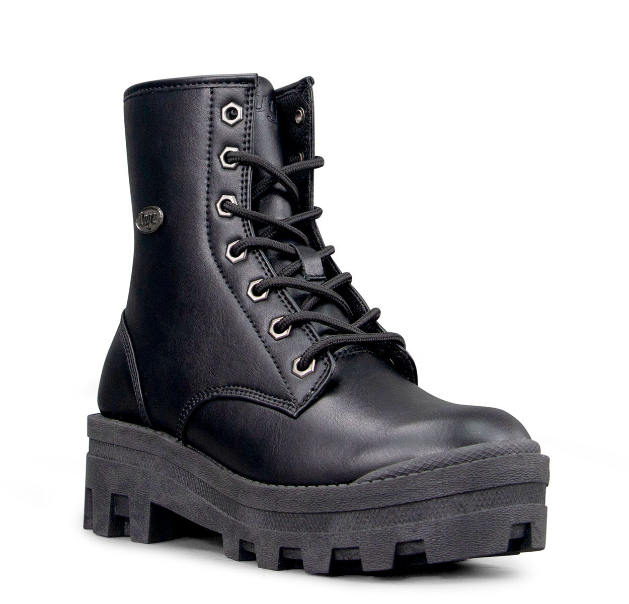 Women's Dutch 6-Inch Boot (Choose Your Color: BLACK, Choose Your Size: 7.5)