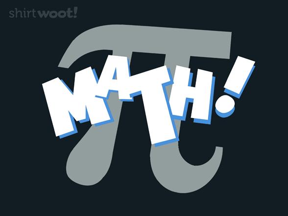 Math! T Shirt