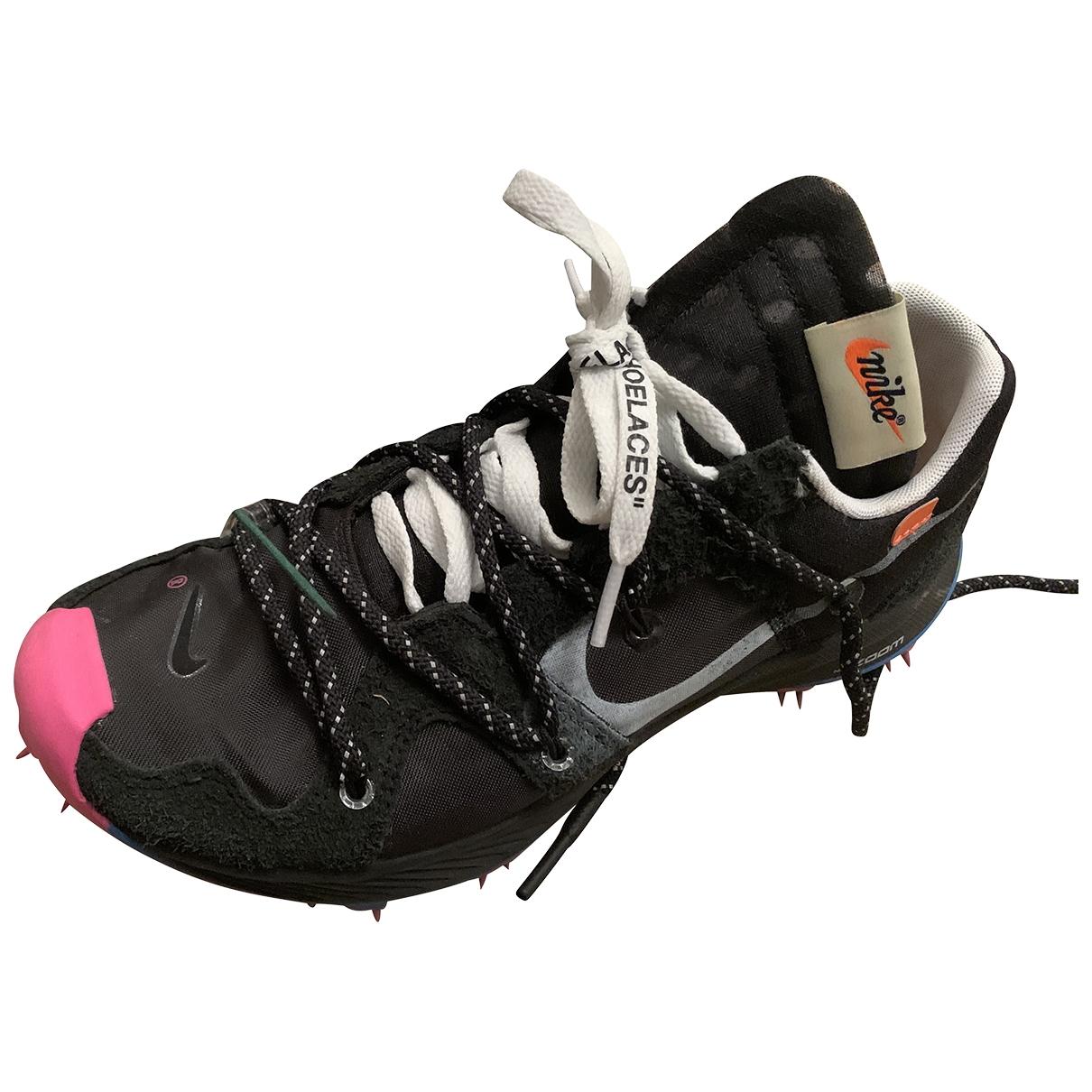 Deportivas Zoom Terra Kiger 5 de Lona Nike X Off-white