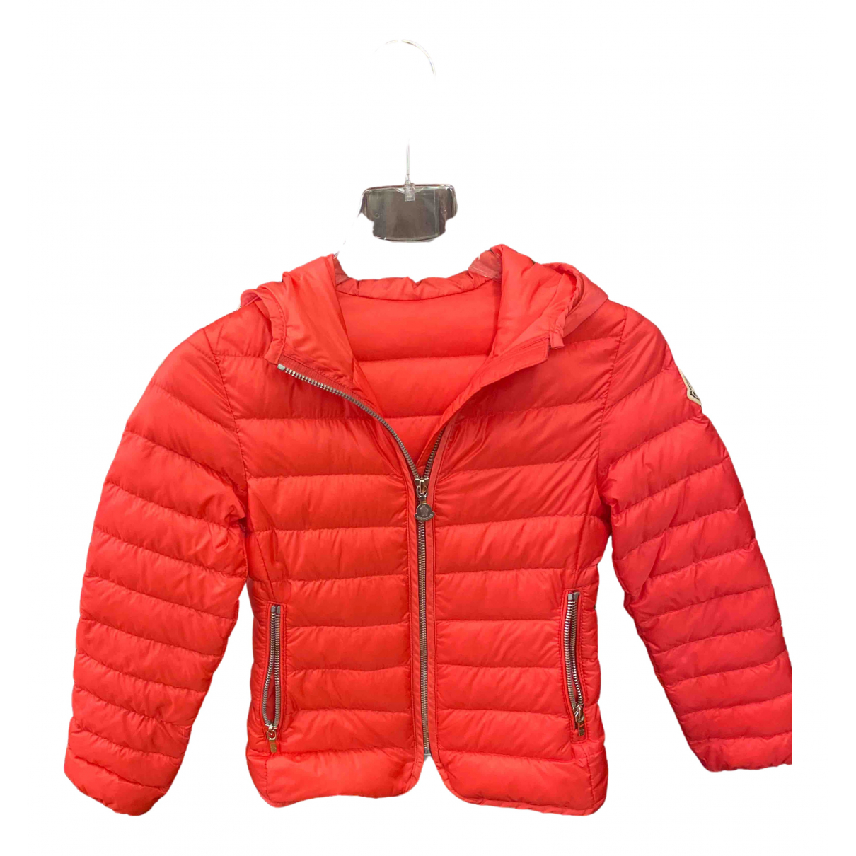 Moncler Classic Red jacket & coat for Kids 6 years - up to 114cm FR