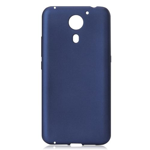 OCUBE Soft Case Protective Phone Shell Back Cover TPU Phone Case For UMI Plus - Blue