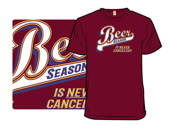 Beer Season T Shirt