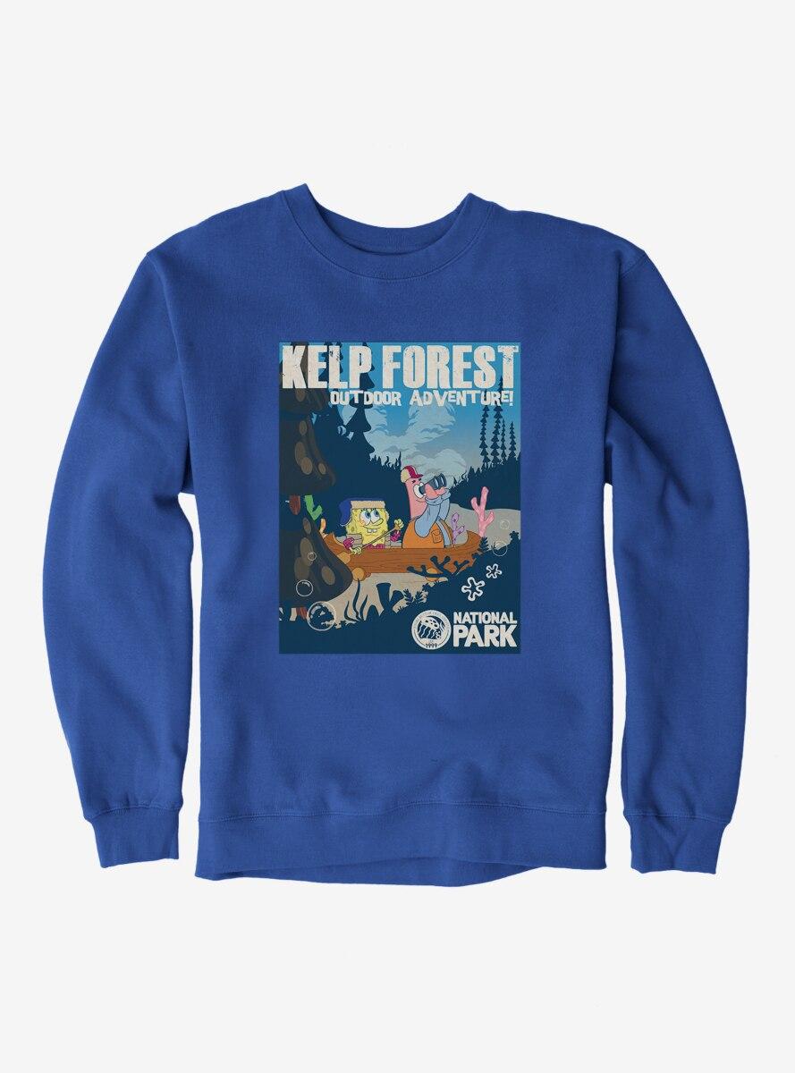 SpongeBob SquarePants Kelp Forest Adventures Sweatshirt