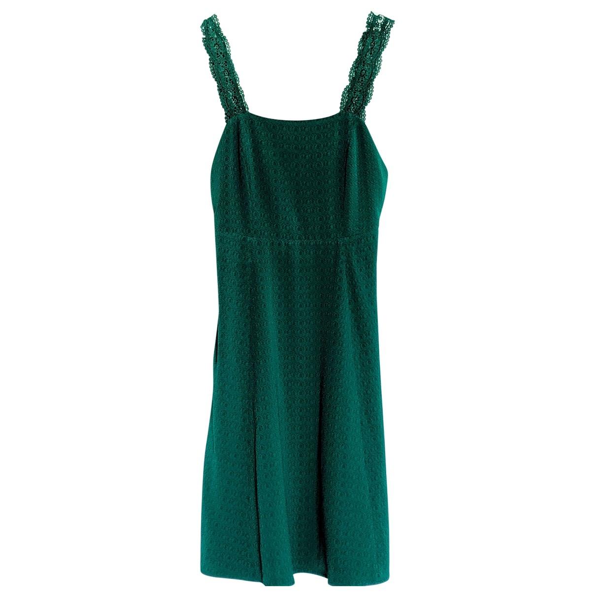 Sézane \N Green dress for Women 42 FR