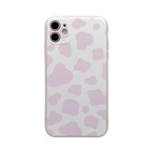 iPhone Schutzhuelle mit Kuh Muster