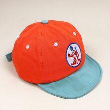 Toddler Kids Animal Embroidery Baseball Cap