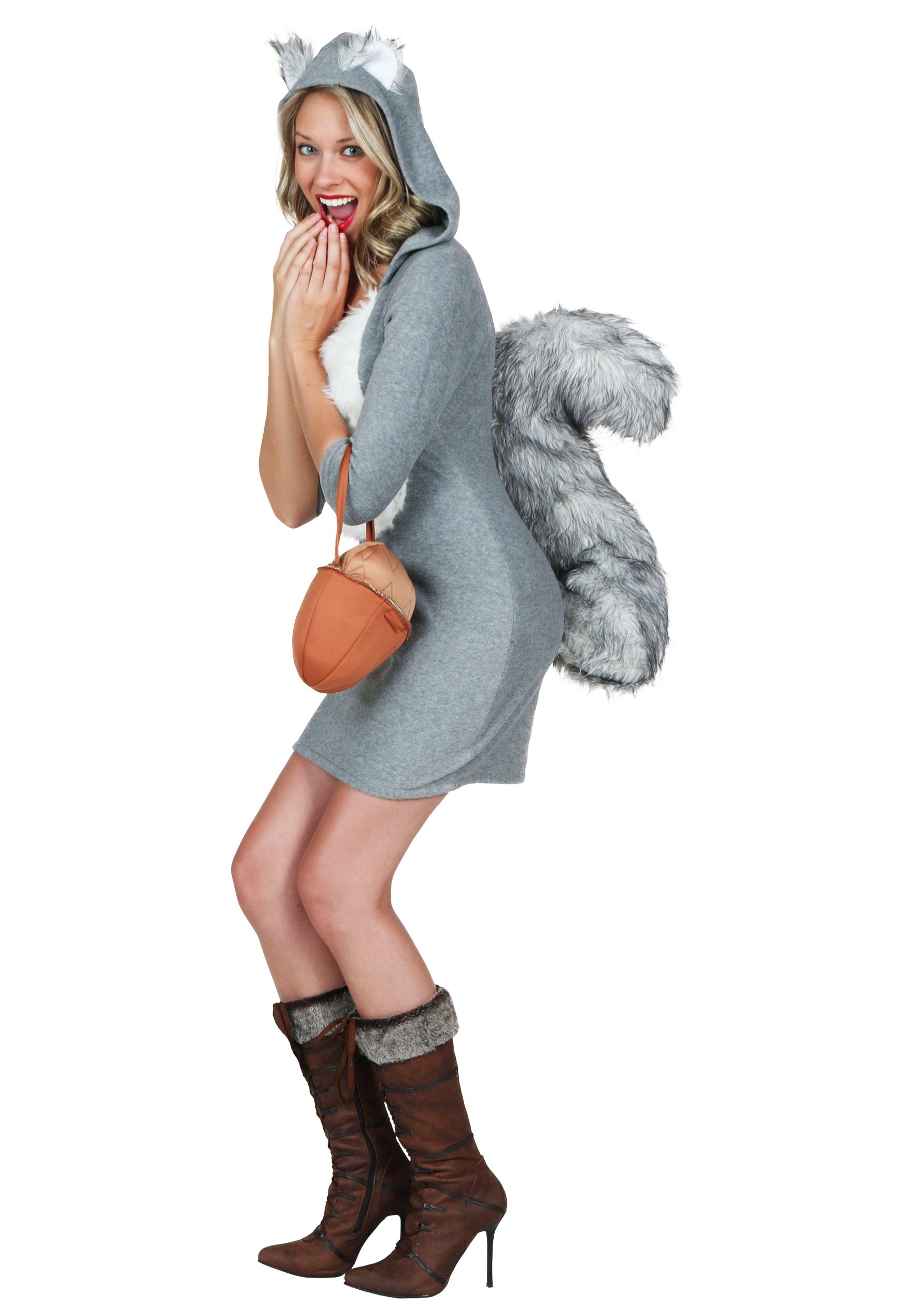Sexy Squirrel Costume for Women