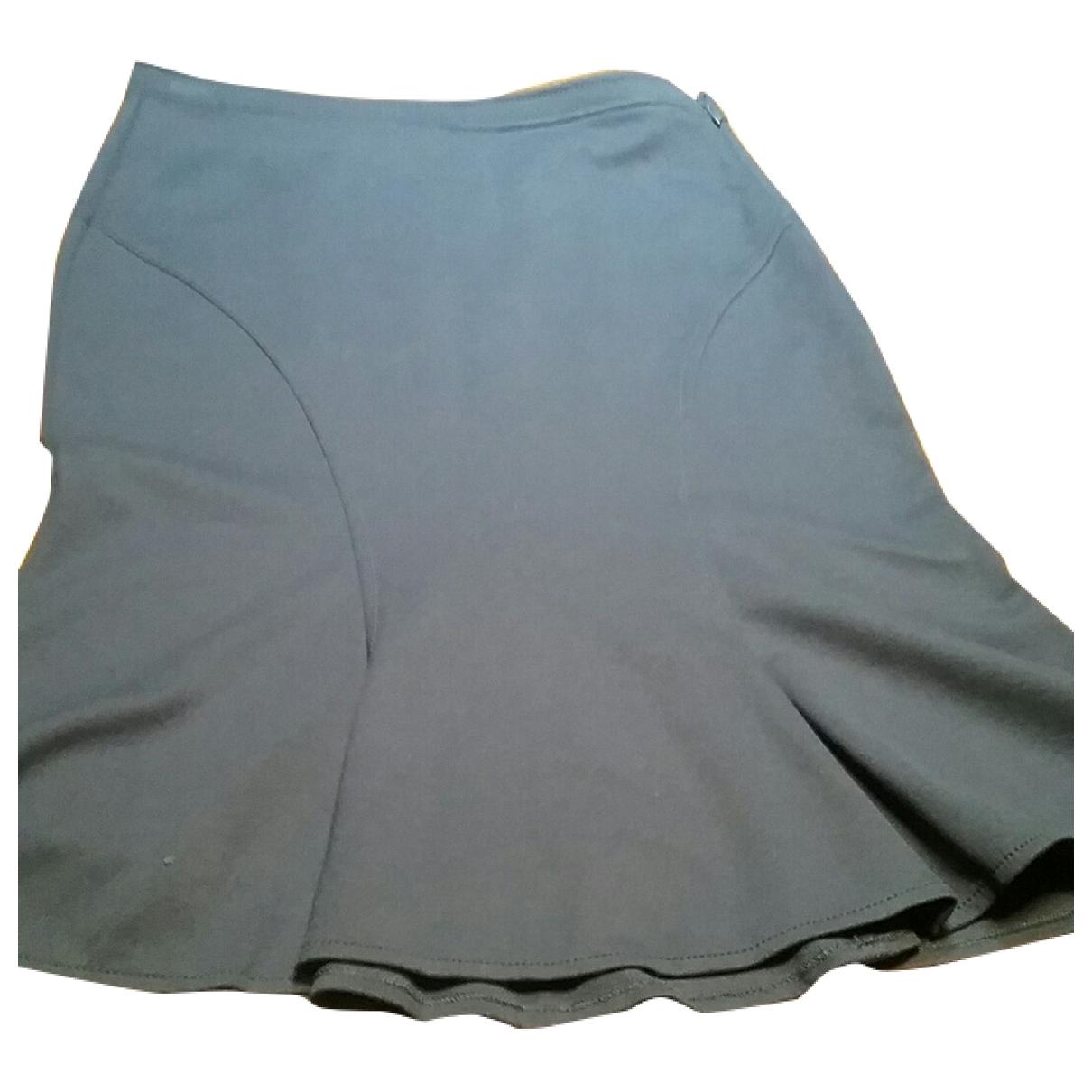Armani Collezioni \N Blue skirt for Women 38 IT