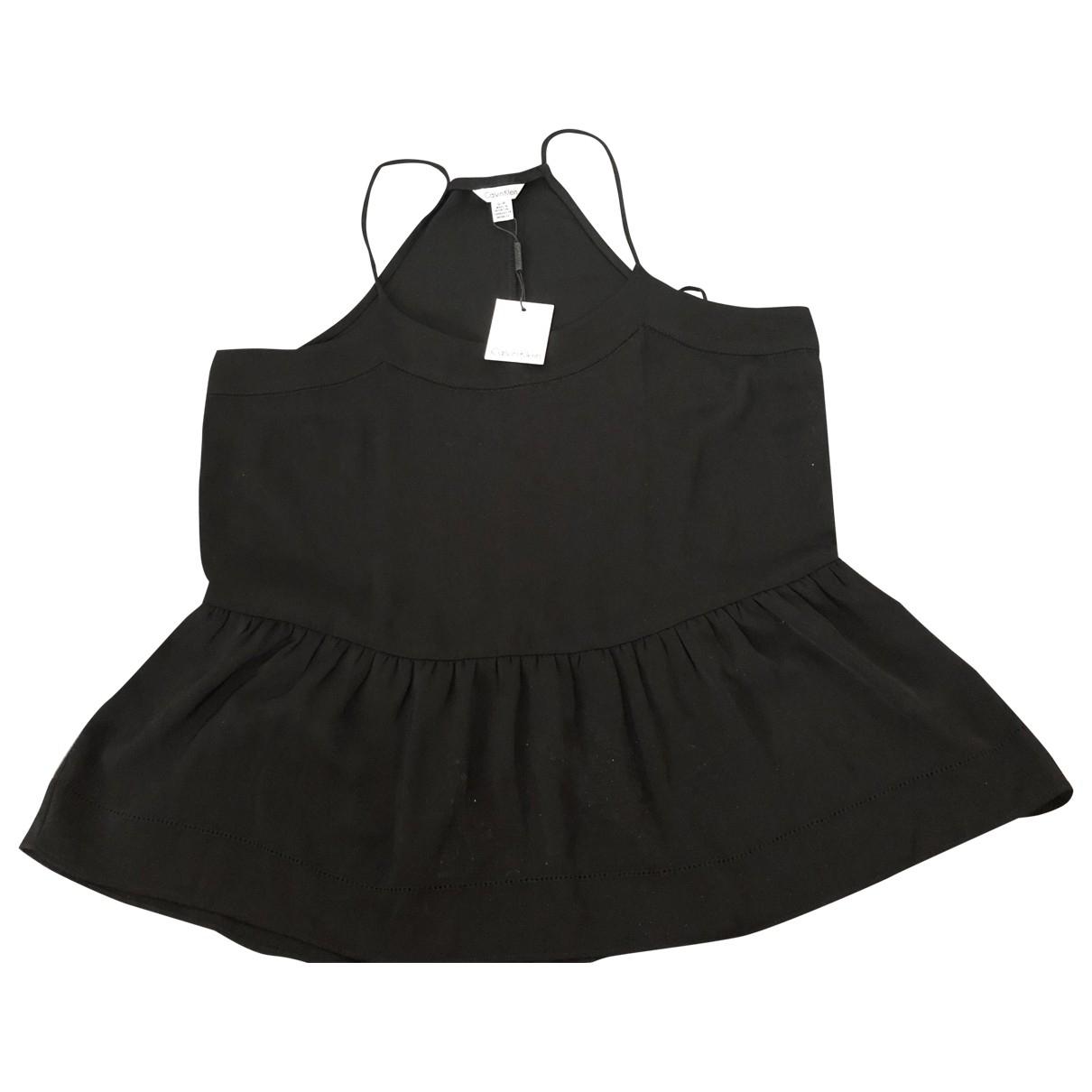 Calvin Klein \N Black  top for Women 34 FR