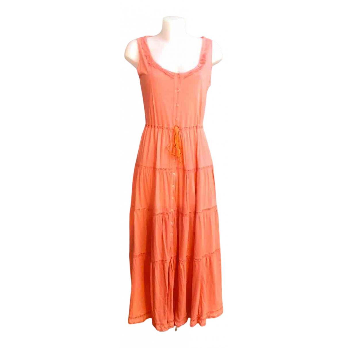 Seventy \N Kleid in Baumwolle