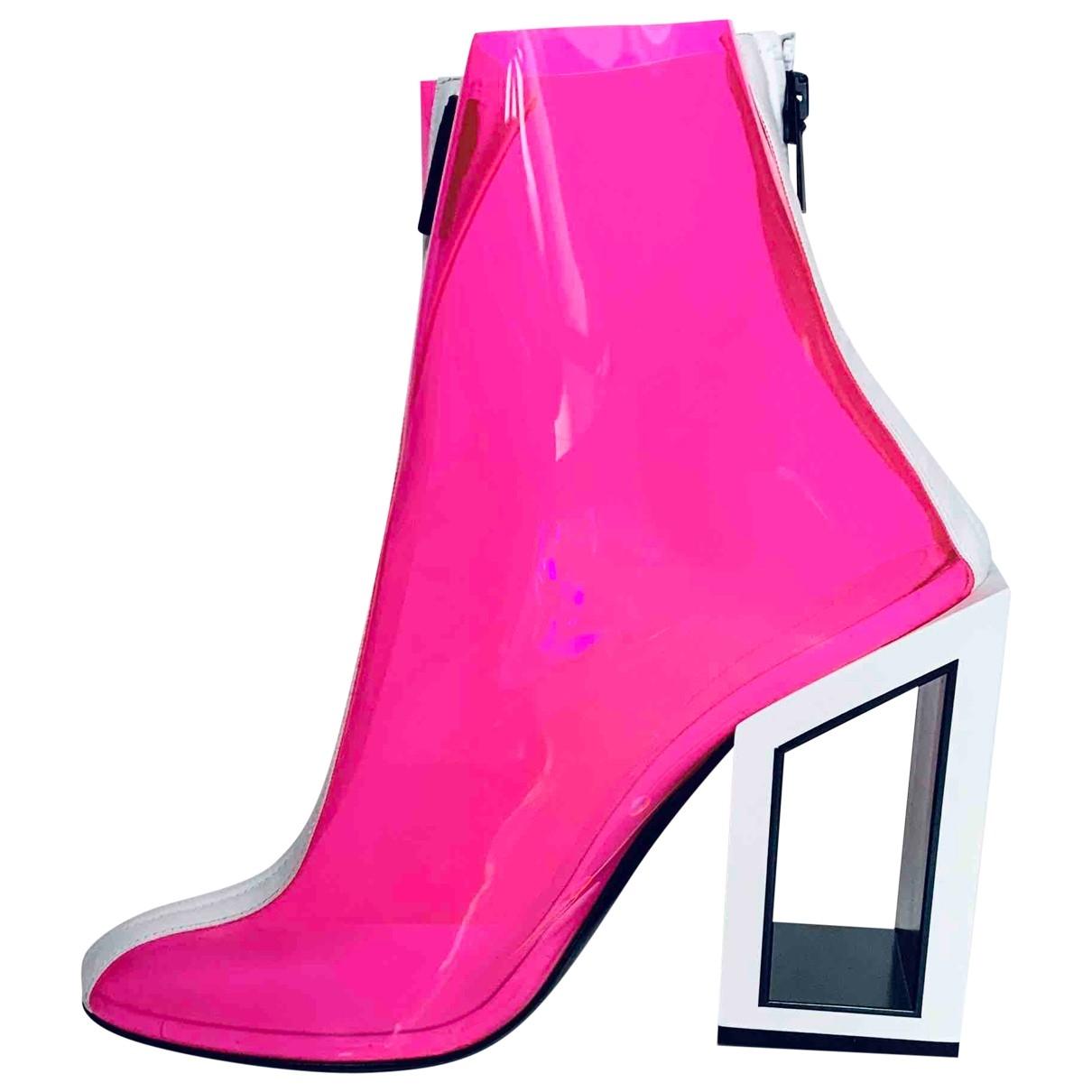 Nicholas Kirkwood \N Stiefel in Kunststoff