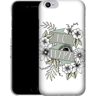 Apple iPhone 6 Plus Smartphone Huelle - No Drama - Green von Barlena