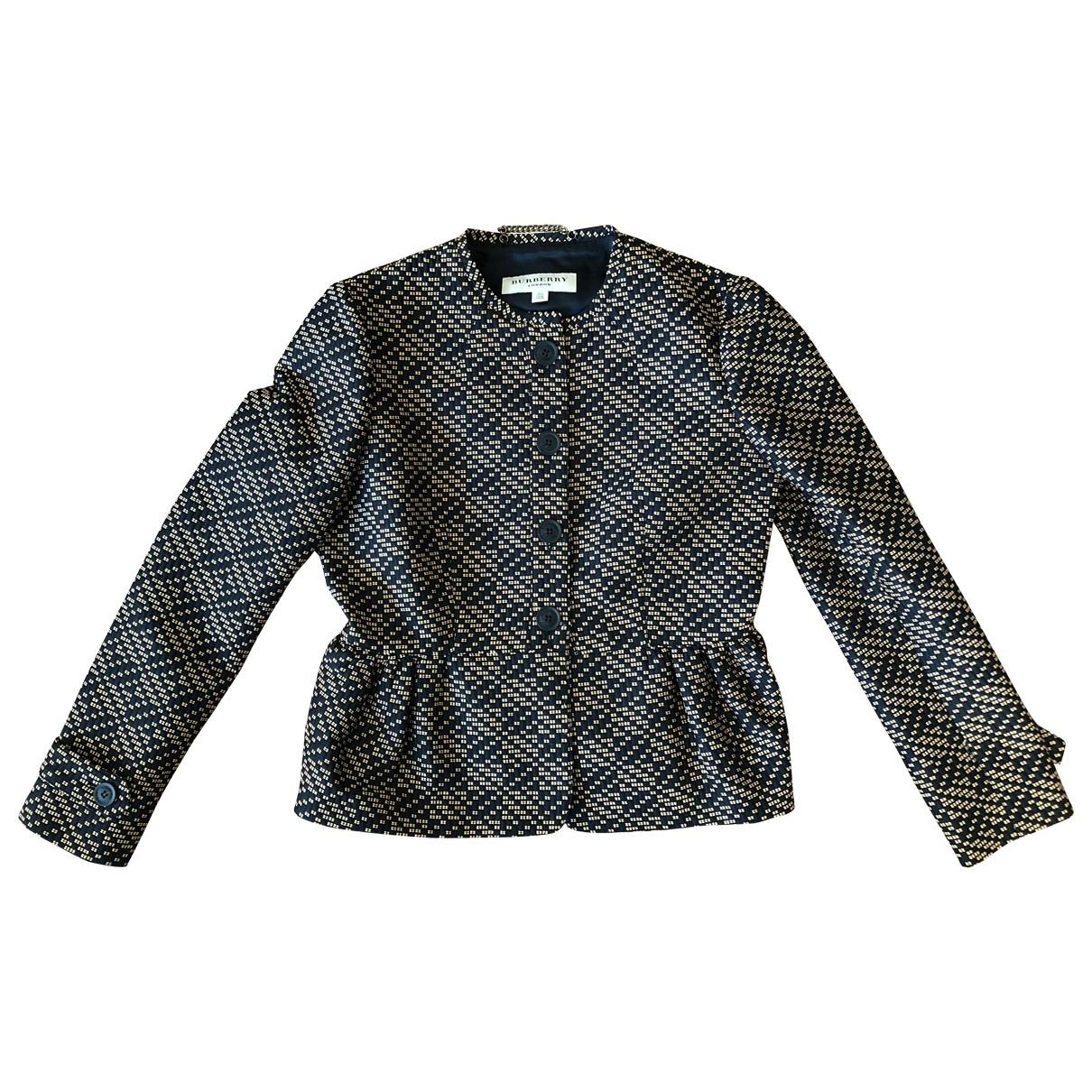Burberry \N Jacke in  Bunt Polyester