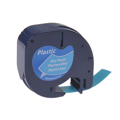 DYMO 91335 LetraTag Label Tape, 1/2