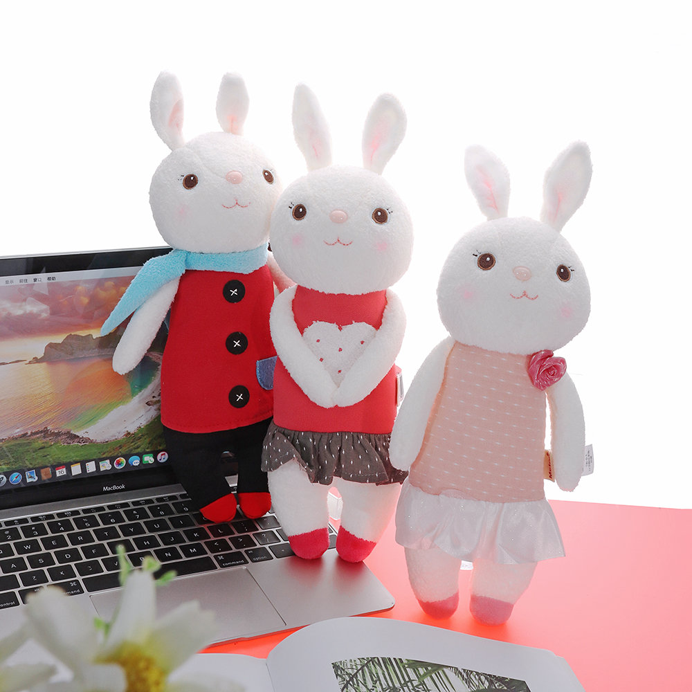 Lovely Angela Rabbit Plush Toy For Girl Birthday Gift