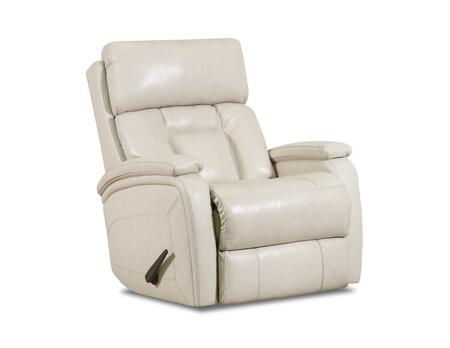 Supervalue Collection 4233-19SUPERVALUEICE Rocker Recliner with Steel Recliner Mechanism  Made in USA  Double Padded Arm  Hardwood Lumber Frame