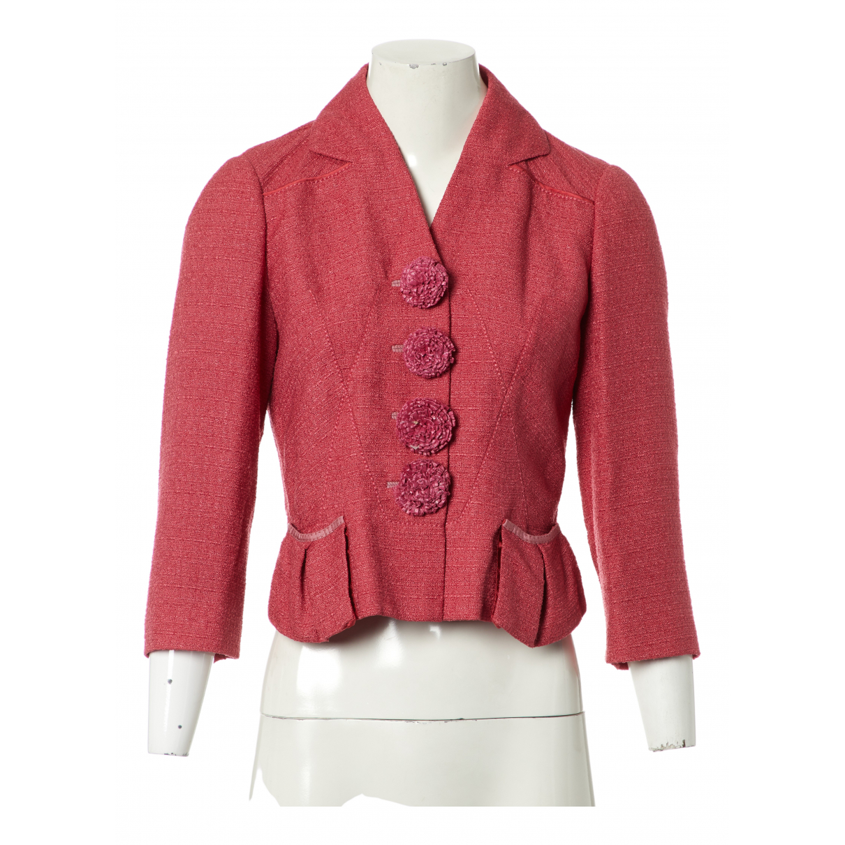 Louis Vuitton - Veste   pour femme - rose