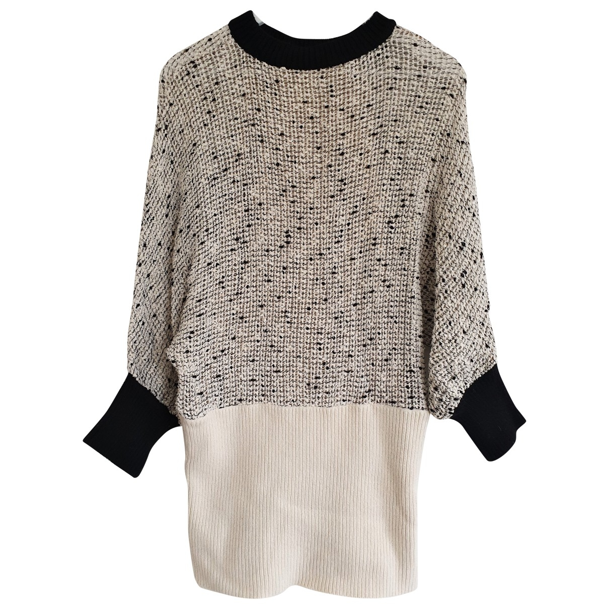 Chloé \N White Wool Knitwear for Women 40 FR