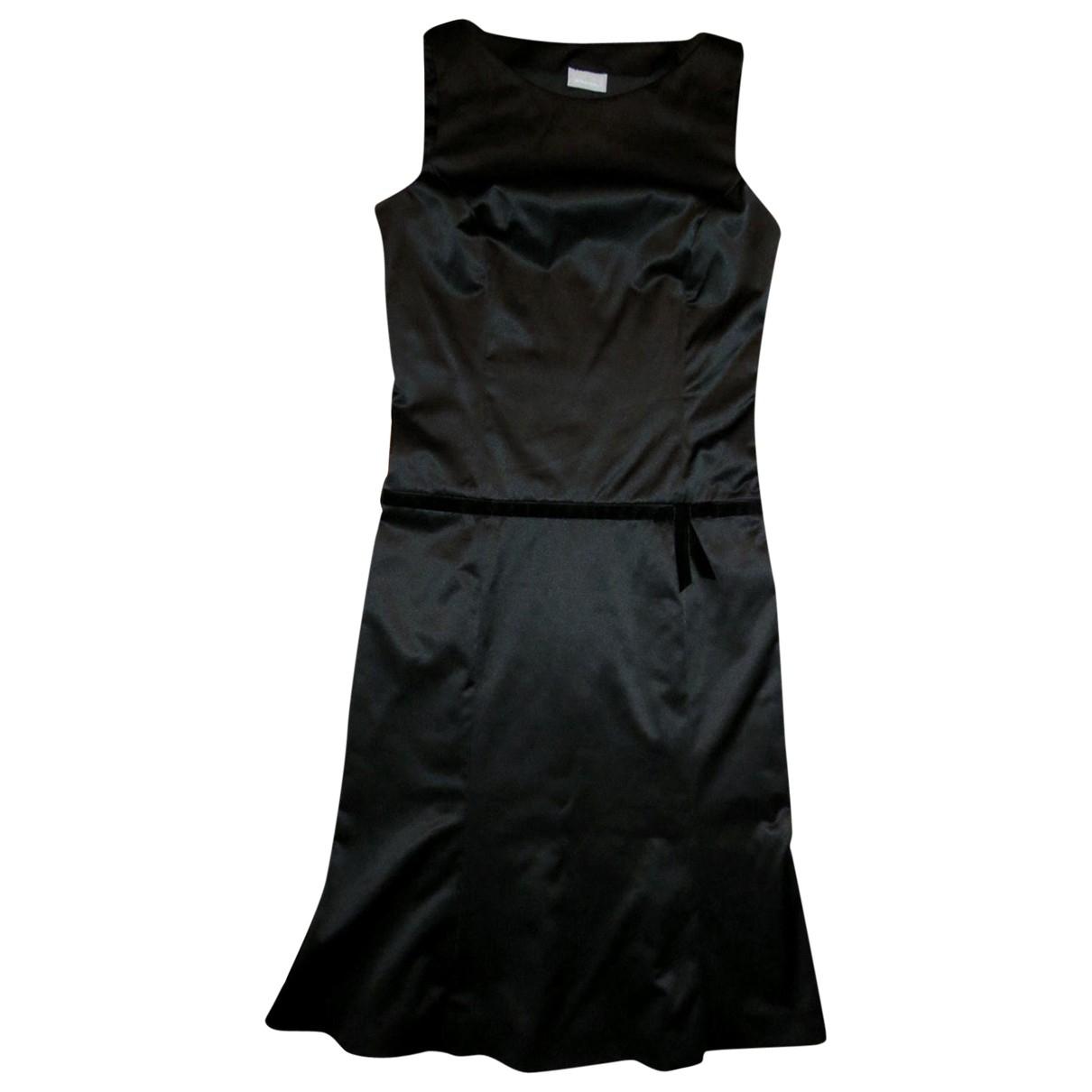 Stefanel \N Black dress for Women 40 IT