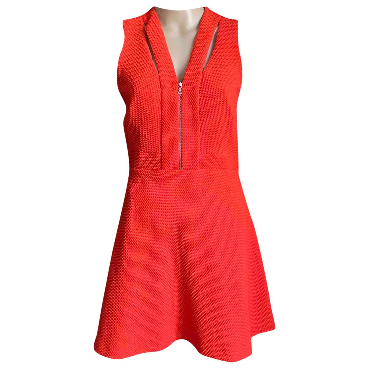 Sandro N Orange dress for Women 2 0-5