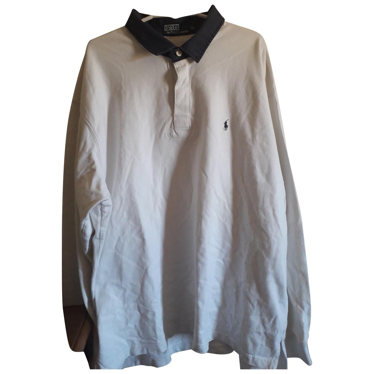 Polo Ralph Lauren - Chemises   pour homme en coton - beige