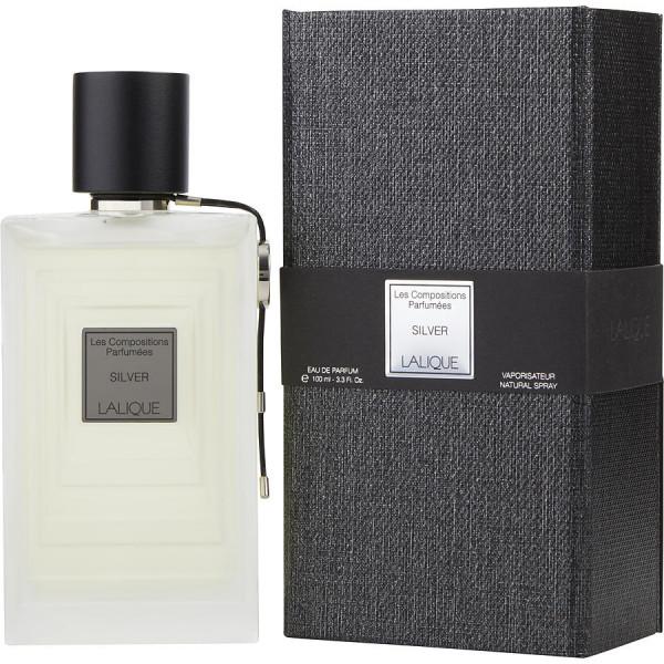 Les Compositions Parfumees Silver - Lalique Eau de Parfum Spray 100 ML