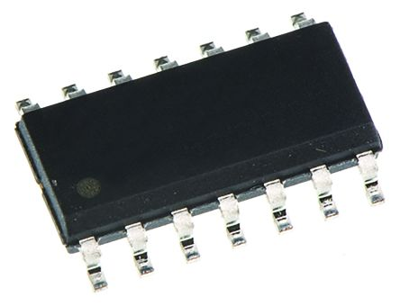 Analog Devices OP4177ARUZ , Op Amp, 1.3MHz, 14-Pin TSSOP