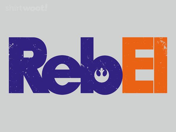 Rebel Express T Shirt
